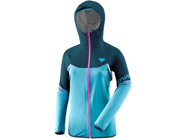 Dynafit Alpine Waterproof 2.5L Jacket Women petrol